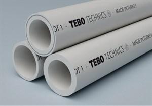 Труба полипропиленовая TEBO PN20 75 диаметра  - фото 32