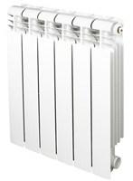 Алюминиевый радиатор Elegance 400, 1 секция - фото 488